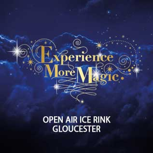 Outdoor Ice Rink Gloucester